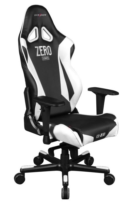 židle DXRACER OH/RJ0/NW/ZERO gallery main image