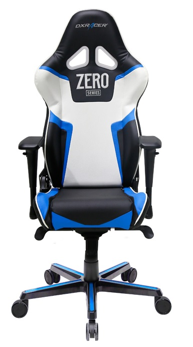 židle DXRACER Racing Pro OH/RV118/NBW/ZERO gallery main image