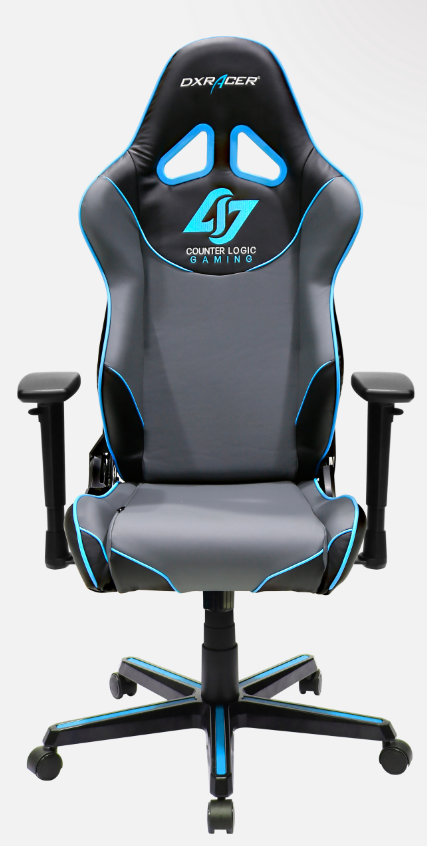 židle DXRACER OH/RZ129/NGB/CLG gallery main image
