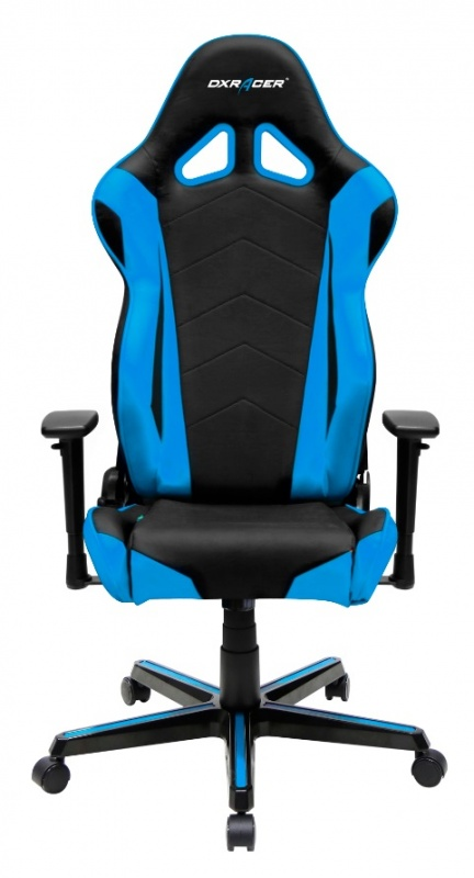 Levně Herní židle DXRACER OH/RZ0/NB, č. AOJ787